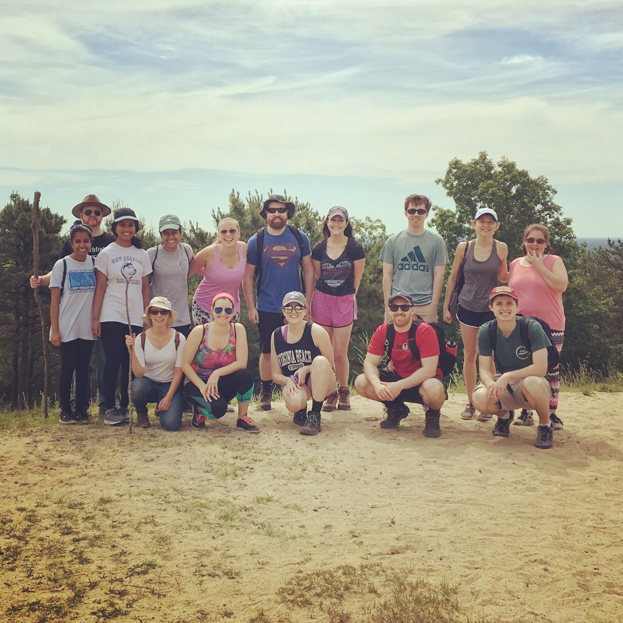 Blue Hills Hike (Summer 2018