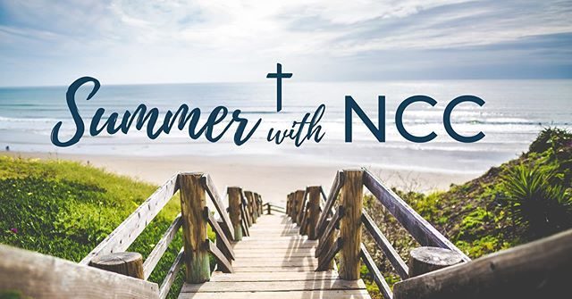 ☀️⛱🏝📆 Check bio for link to calendar of all our summer events! #norfolkcountycatholics #catholicyoungadult #bostoncatholic #catholic #summer #fun #joinus