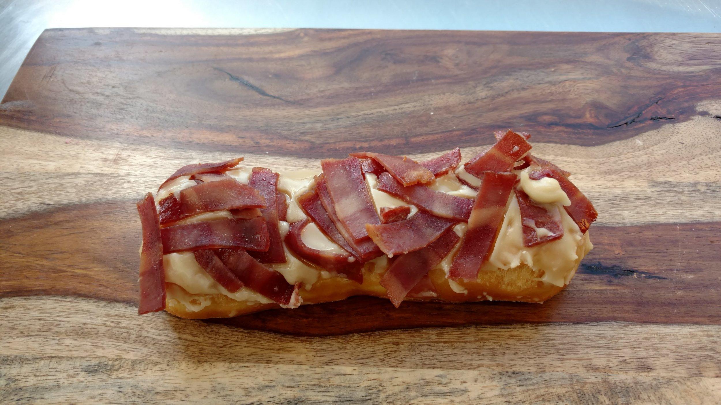 Maple Turkey Bacon • $2.50