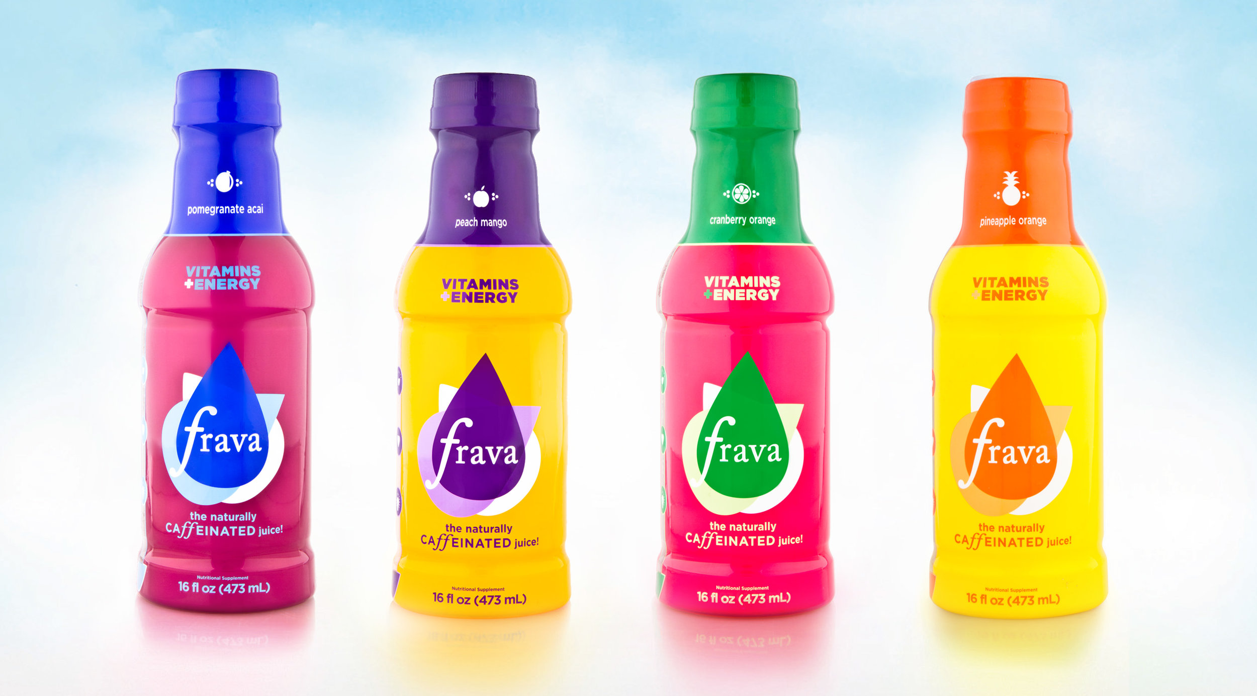 FRAVA - DRINK JUICE, DIFFERENTLY.