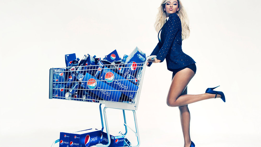 PEPSI + BEYONCE: MAKE YOUR SUMMER POP