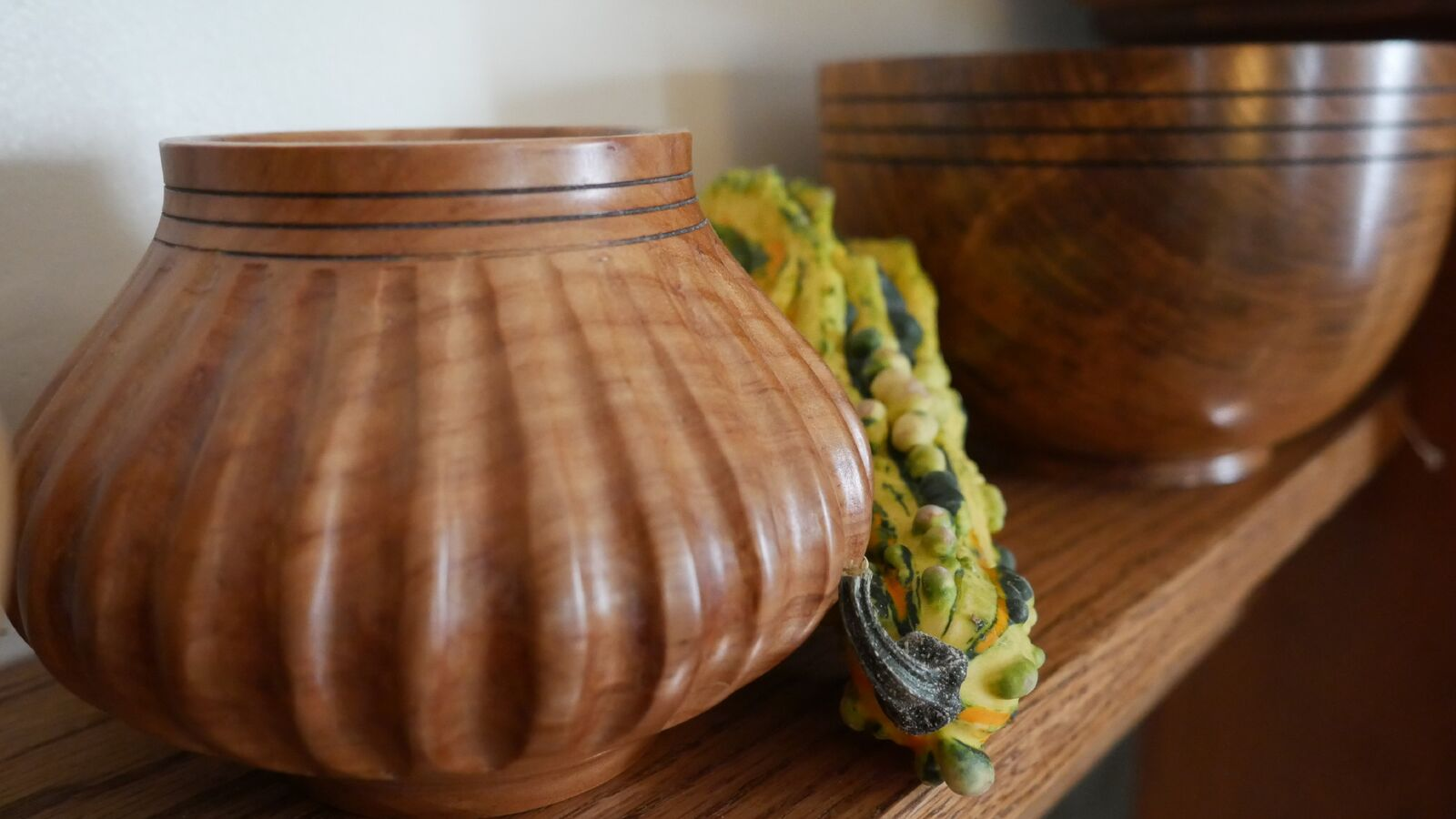 Fluted Vessel