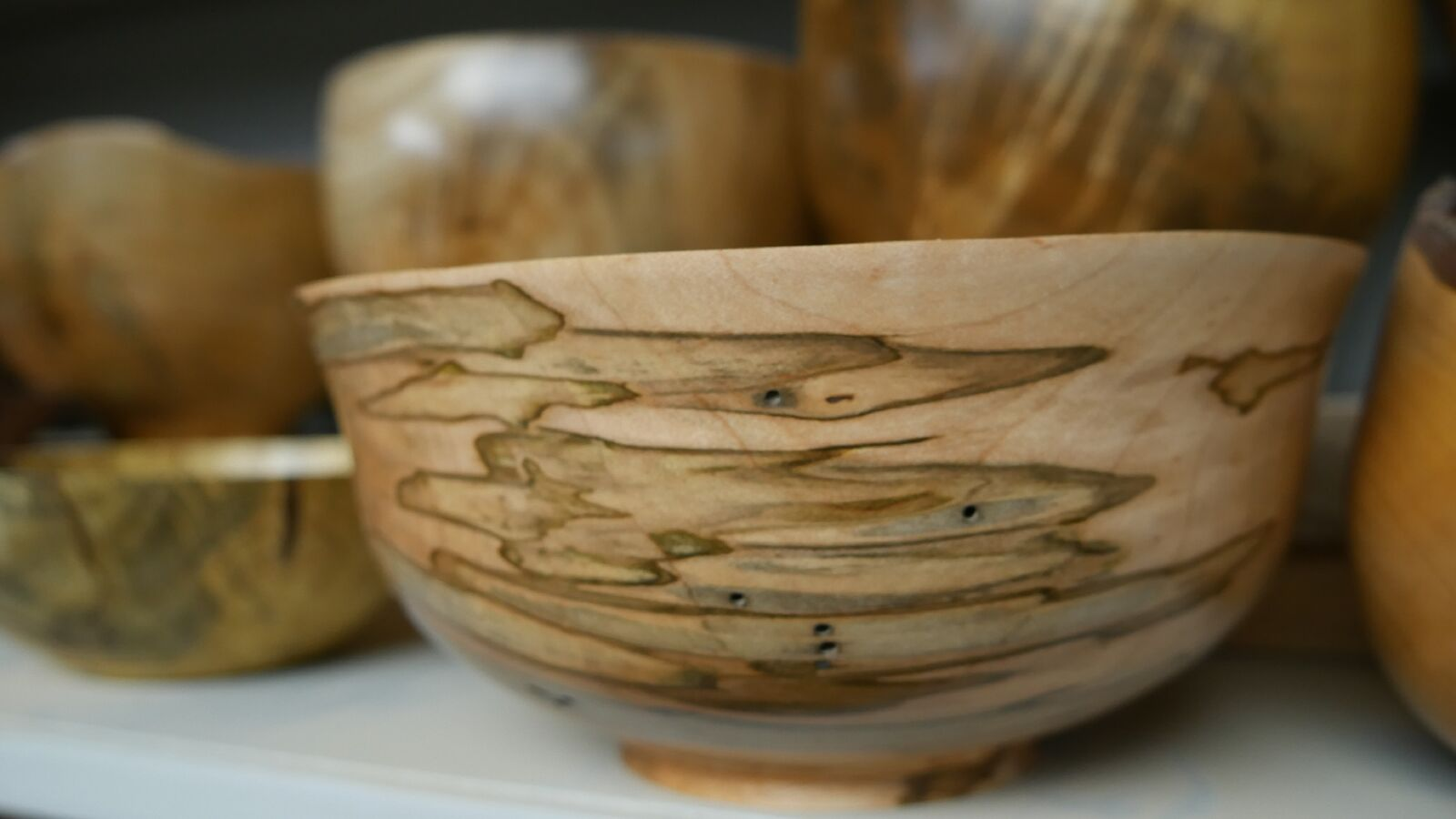 Natural Effects in Wood