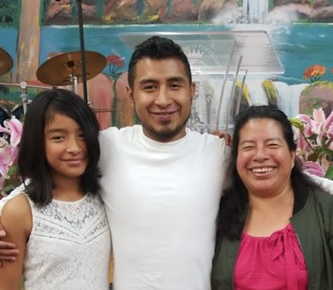 "Henry, a young man seeking asylum from Guatemala, is so happy to be home safe with his family after spending five months in three different ICE detention facilities. ""Our whole family is so grateful that my brother is home — my mother, my siblings, my children, my nephew, and our friends."""