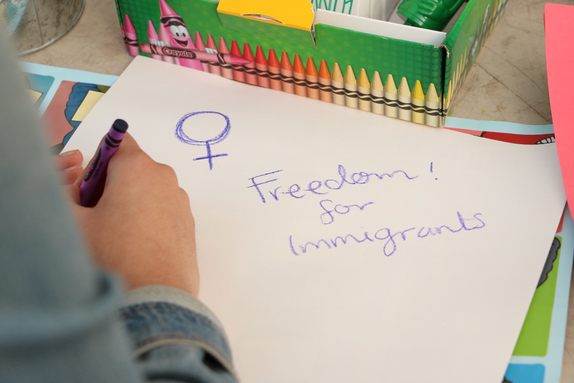 IMMPRINT: Every Immigrant Has A Voice. This Is Their Platform.