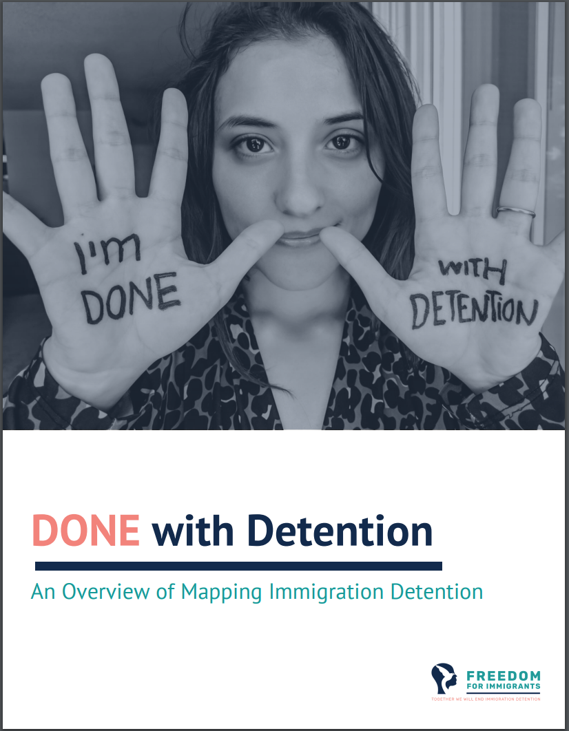 Feel free to read and use the    #DONEwithDetention map resource    as a guide.