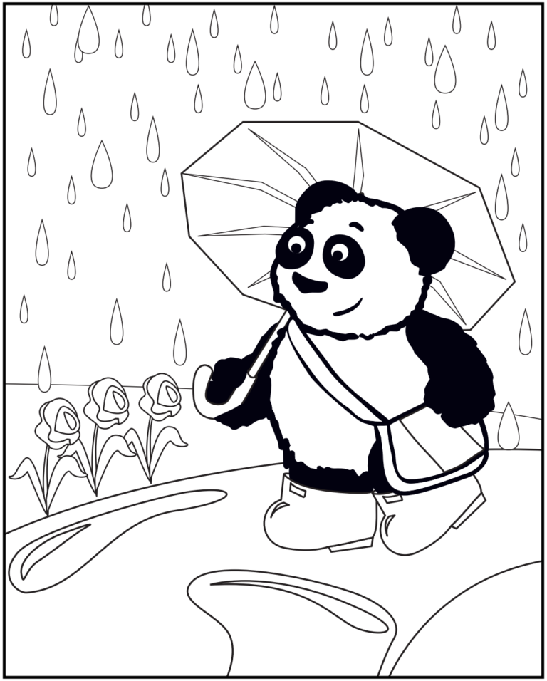 Rainy-Day-Coloring