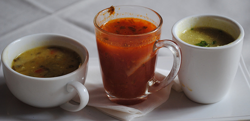 This trio of soups for Sukkot is the perfect way to celebrate a Hebrew Thanksgiving.