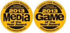 Creative Child Magazine Award