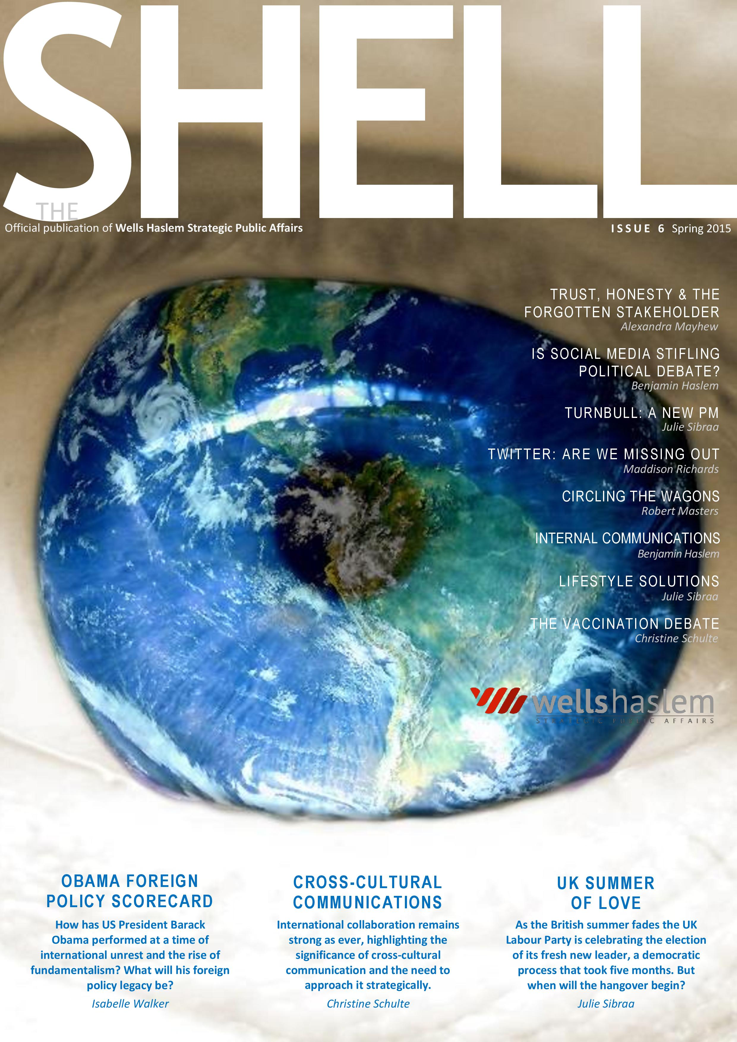 The Shell Issue 6