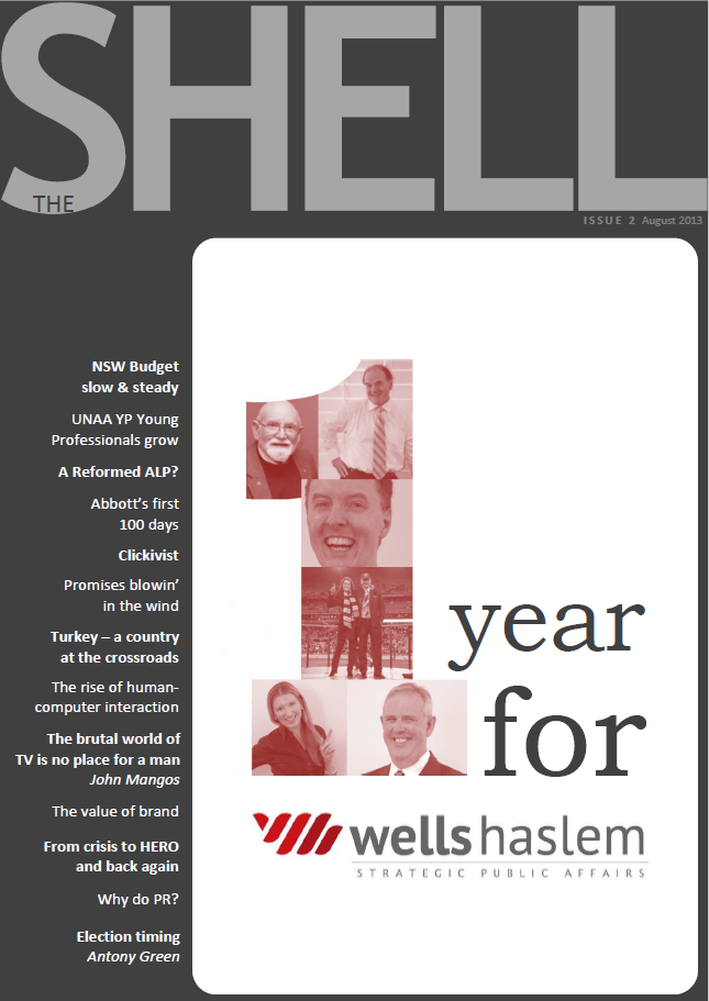 The Shell Issue 2