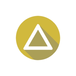 The Triangle is the Strongest Shape   Building on your  Personal Strengths  is a Foundation of Development  A triangle is also a Delta(Δ) which represents change.  Intentional change  is a Foundation of Development