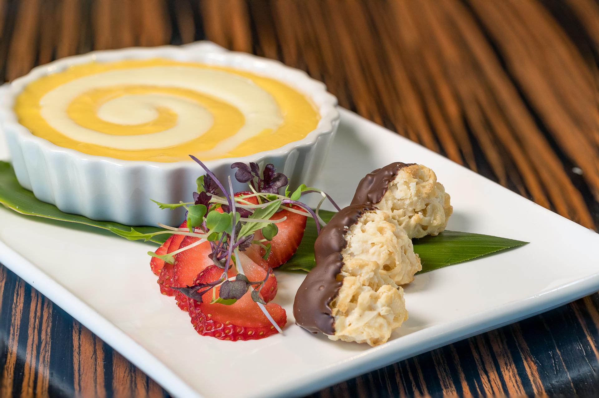 Roy's Kaanapali_Lilikoi key lime pie with coconut macaroons __pc Craig Bixel_20200104-06.jpg