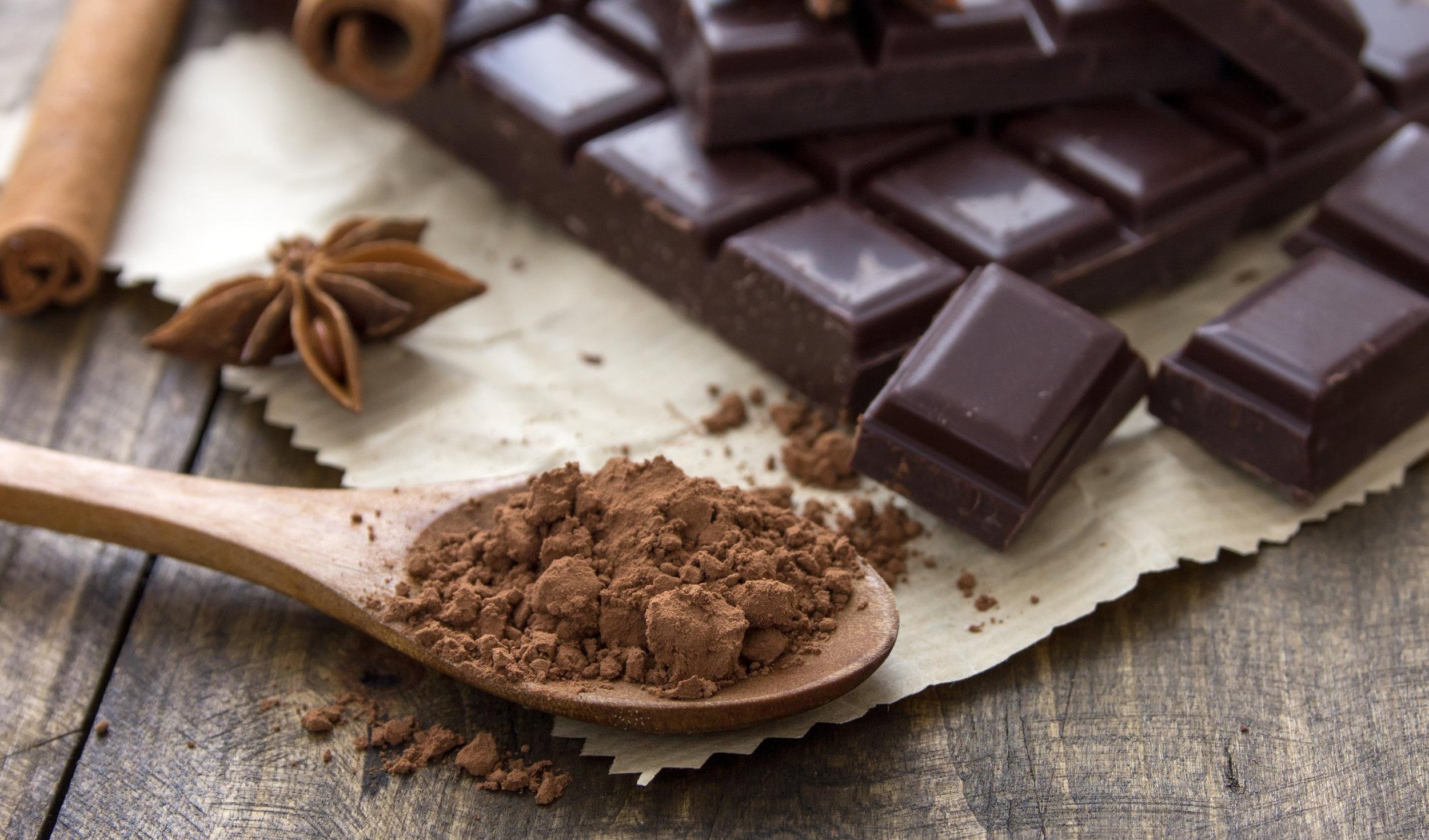 indulge - chocolate
