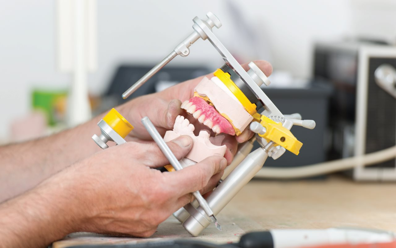 Denture - dental laboratory (The Local Dental Group and local denture clinic)
