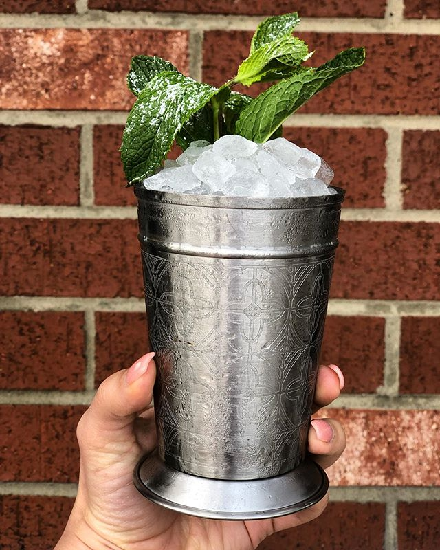 It's National Mint Julep Day, and as the official drink of the Kentucky Derby, we want to remind you about our contest to win a trip to the 2020 Kentucky Derby! Last chance to win is on June 8th for the Belmont Stakes Race. See the link in our bio for more details!  #nationalmintjulepday #planodrinks #stufftodoindallas #kentuckyderby