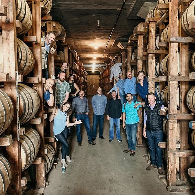 Our team is out in Bourbon country hand picking a few delicious barrels for you!  Host your next whiskey tasting event with our Whiskey Cake selected barrels, and give your guests an experience that cannot be replicated anywhere else.  #whiskeytasting #bourbonbarrel #kentuckybourbontrail