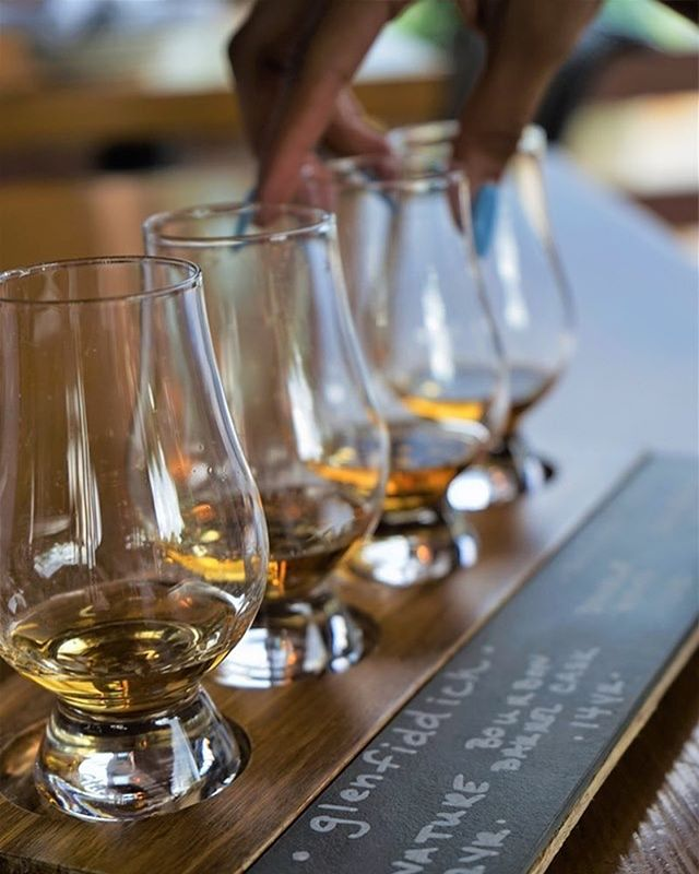 Come get excited about our upcoming Pairing Dinner on July 23rd with William Grant & Sons by enjoying our flight of the month featuring @glenfiddichwhisky & @balvenieus !  Interested in joining us for the best valued 5-course pairing in OKC? Email jade.freeman@whiskey-cake.com for more details!