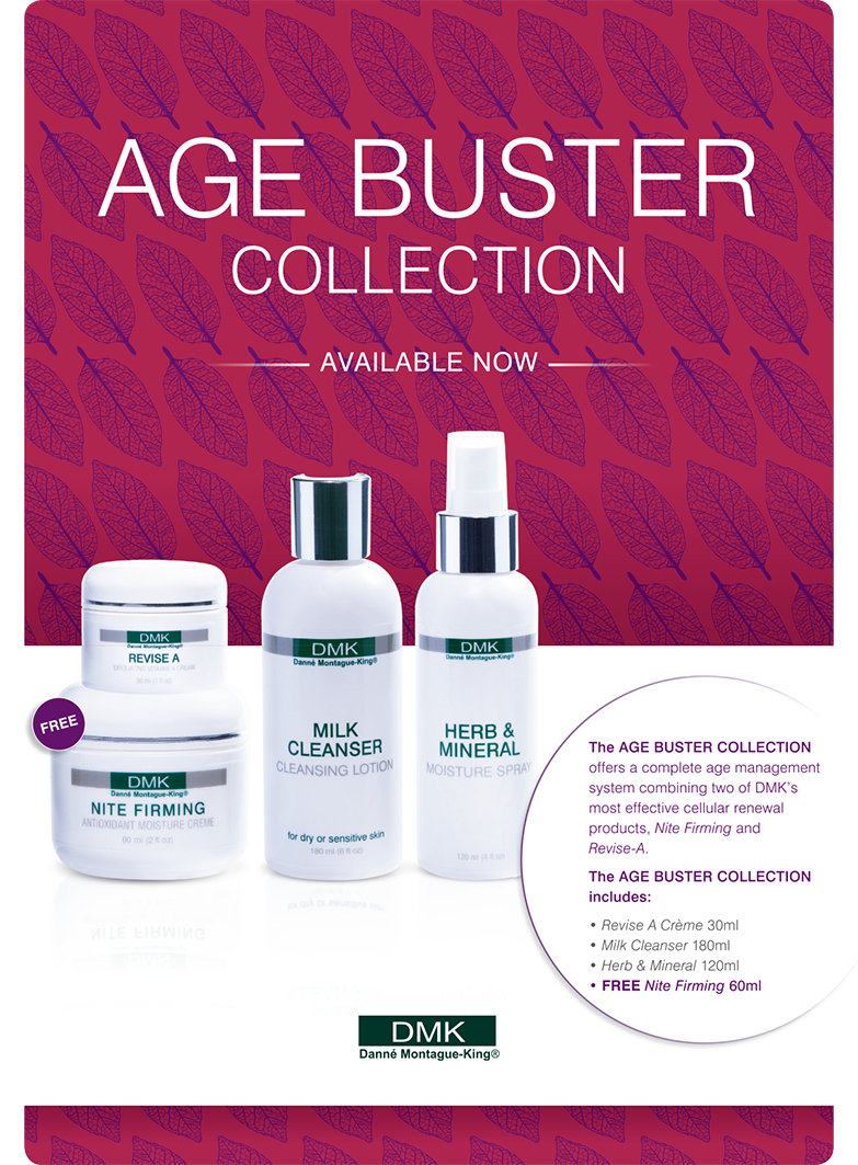 DMK Age Buster Skincare Pack