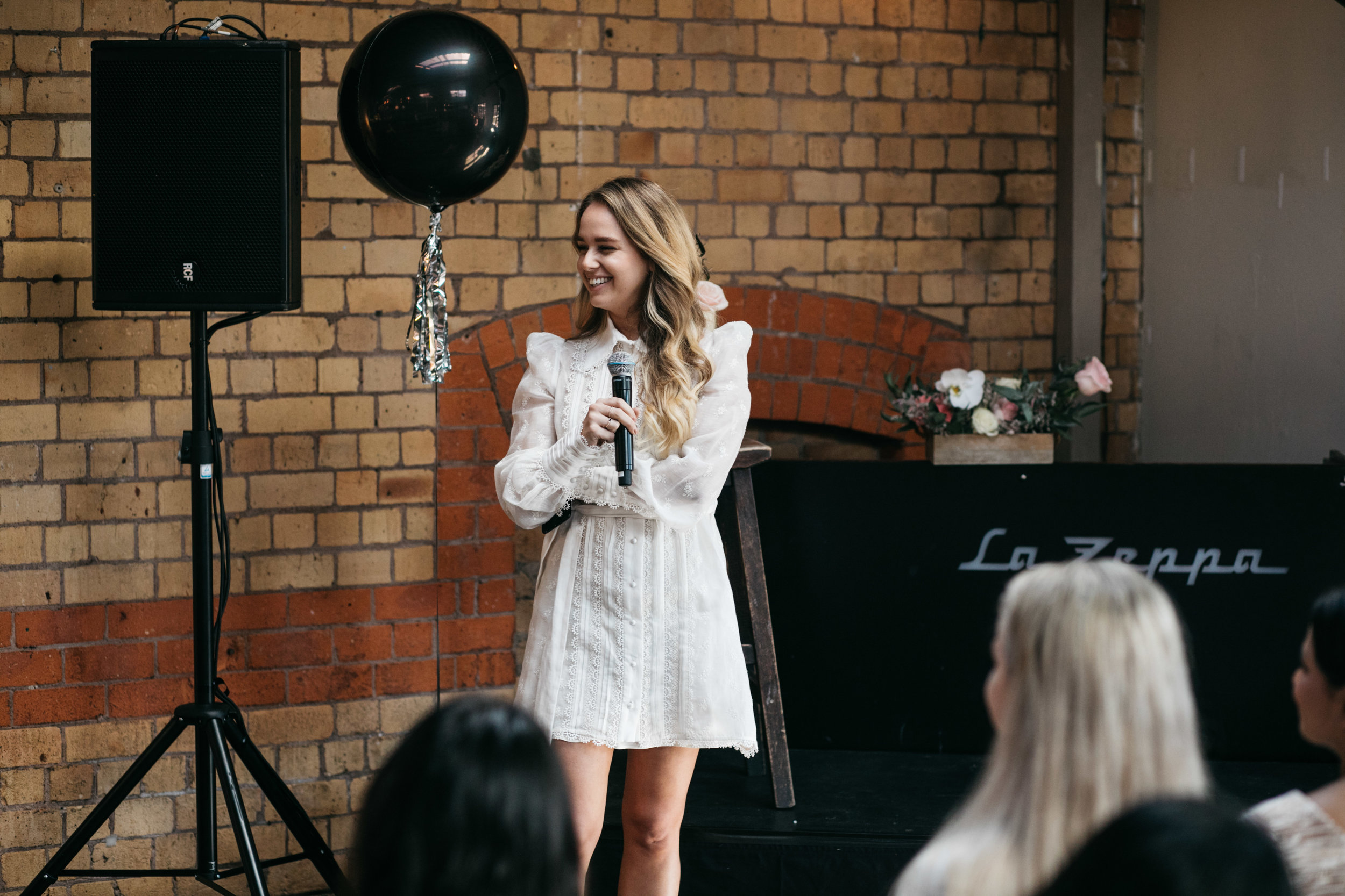 designer wardrobe - Donielle Brooke - La Zeppa