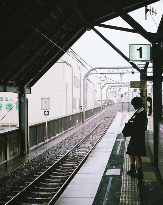 personal pic from a trip to japan