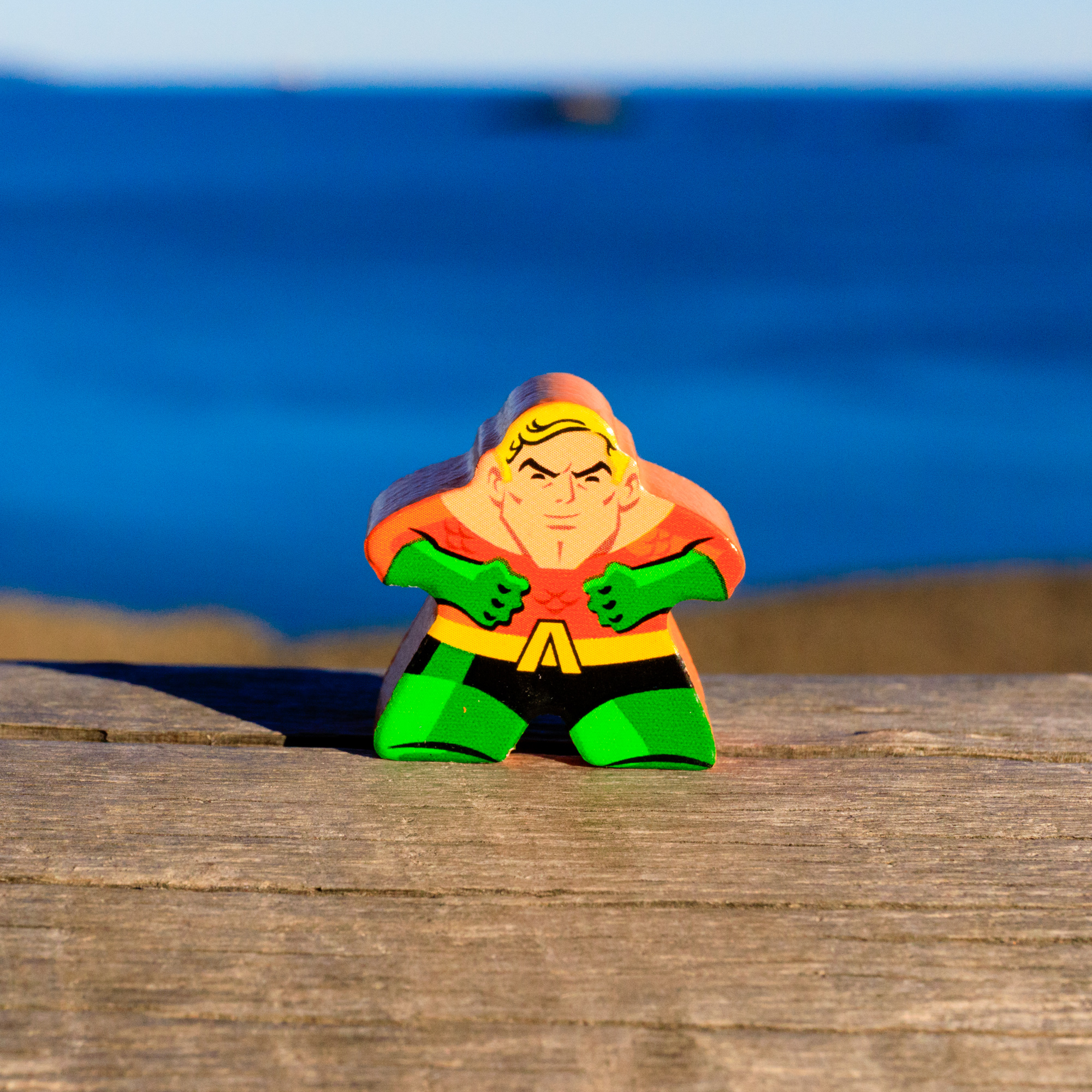 Featured: Cryptozoic Mighty Meeples DC Justice League Collection