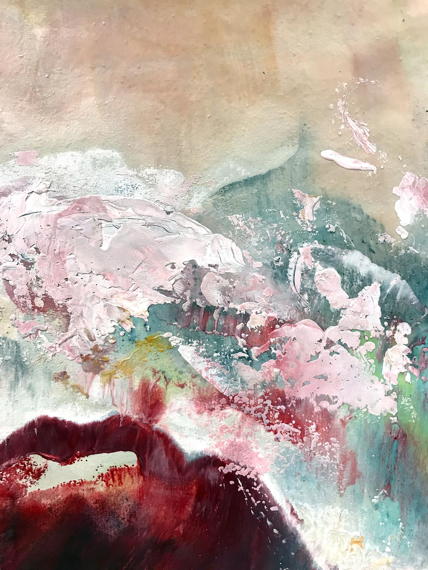 Crimson Lake, 9x6