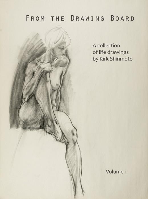A digital Sketchbook of my personal drawings -