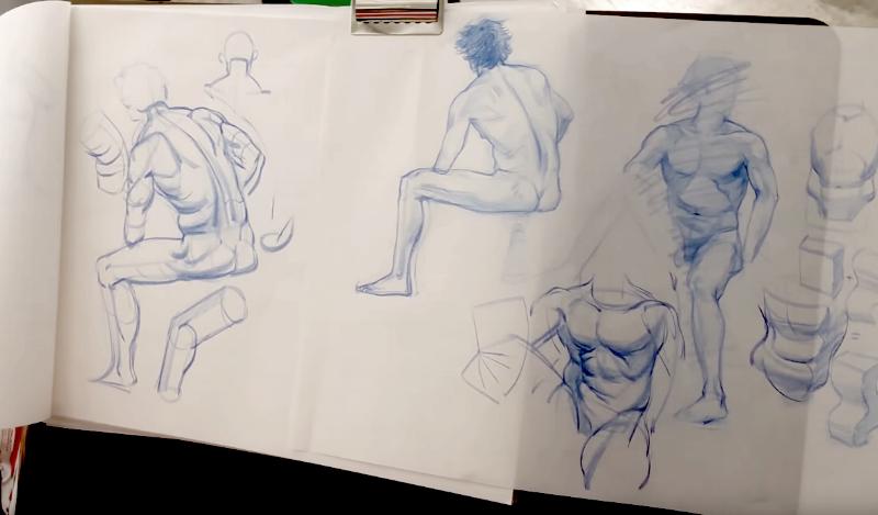 Video Drawing Tutorials -