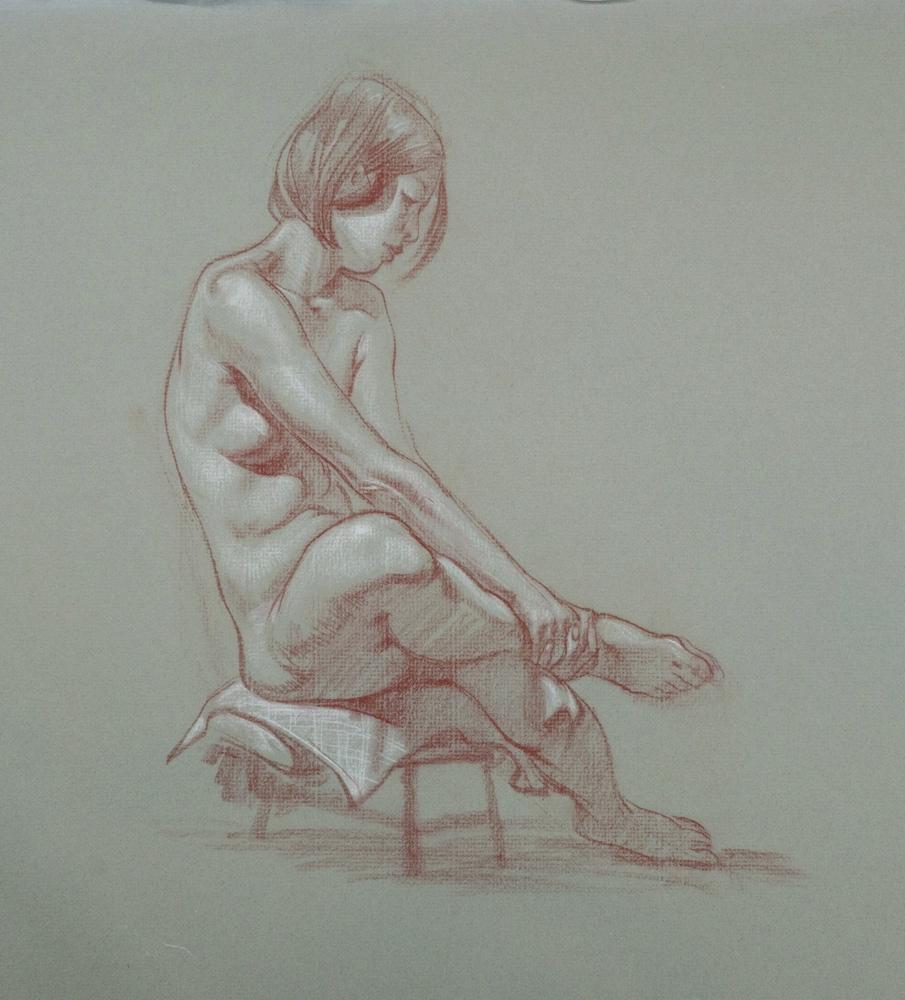 Life Drawings -