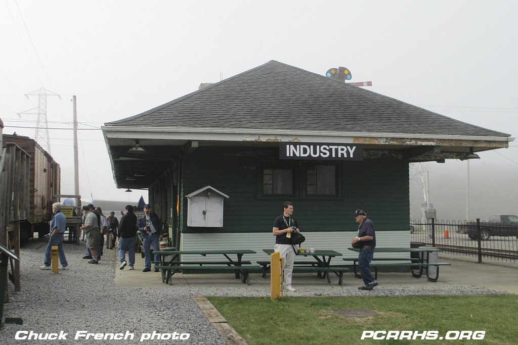 The Rochester & Genesee Valley Railroad Museum