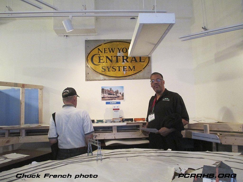 Touring the RIT Model Railroad Club