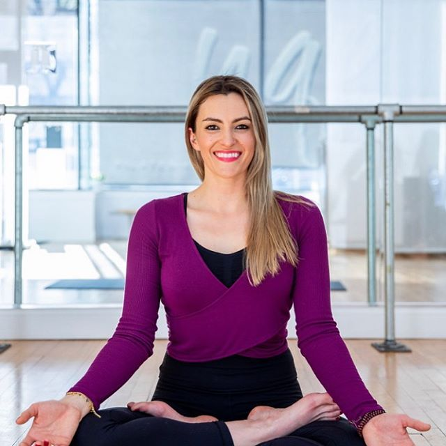 """Next up in our #nationalyogamonth series is our fabulous yoga instructor, Wren. We are so lucky to have found such a kind, gifted and loving instructor for our studio. Here is a little more about her. . """"It is always my goal to create a safe space, and to teach in a way that makes students feel empowered so they can feel free to explore and play without any reservations or self-doubt. We sweat, stumble, laugh, & cry together. It's all part of the process & I love every second of it. I feel so humbled & honored to share the gifts of yoga with our students. The students here are also fantastic. It's so great to see the changes in my students' yoga practice week after week. I love working for a women-owned business, and the sense of community they've created not only in Logan Square, but in our studio as well."""" . Catch our Wren tomorrow at 11am for Yoga for the Core and every Sunday at 1:30pm for Detox Yoga Flow. . . . #ourinstructorsrock #yogaforthecore #detoxyogaflow #yogi #love #chicagoyoga #logansquarepilates #logansquarechicago . . 📸: @dietz_studio"""