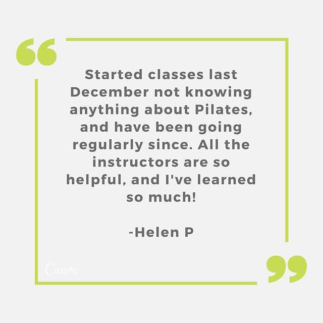 We love hearing about cases like these where our clients started out at zero and are now not only our regulars, but are thriving! . One of our favorite things about our LSQP Pilates Launch Pack is that it has an entire class dedicated to teaching you everything you need to know about the history of Pilates, the reformer, vocabulary, cues, safety and how to have fun- all while giving you a real workout. We believe in working both the body and the mind and that holds true for this class, too. . Starting from zero? LSQP is here for you! Sign up for our 4 classes for $59 Launch Pack and start your Pilates journey TODAY. . Sign up and learn more https://www.logansquarepilates.com/new-clients . . . #welovebeginners #pilates #reformer #welovepilates #lsqplaunchpack #josephpilates #pilatesmethod #sixprinciples #logansquare #logansquarechicago
