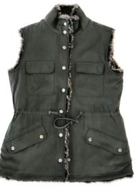 Cupcakes & Cashmere Ashling Vest, $160