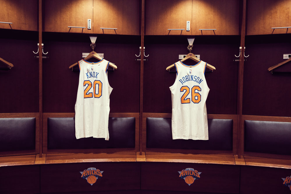 The New Breed: - Kevin Knox and Mitchell Robinson join the family