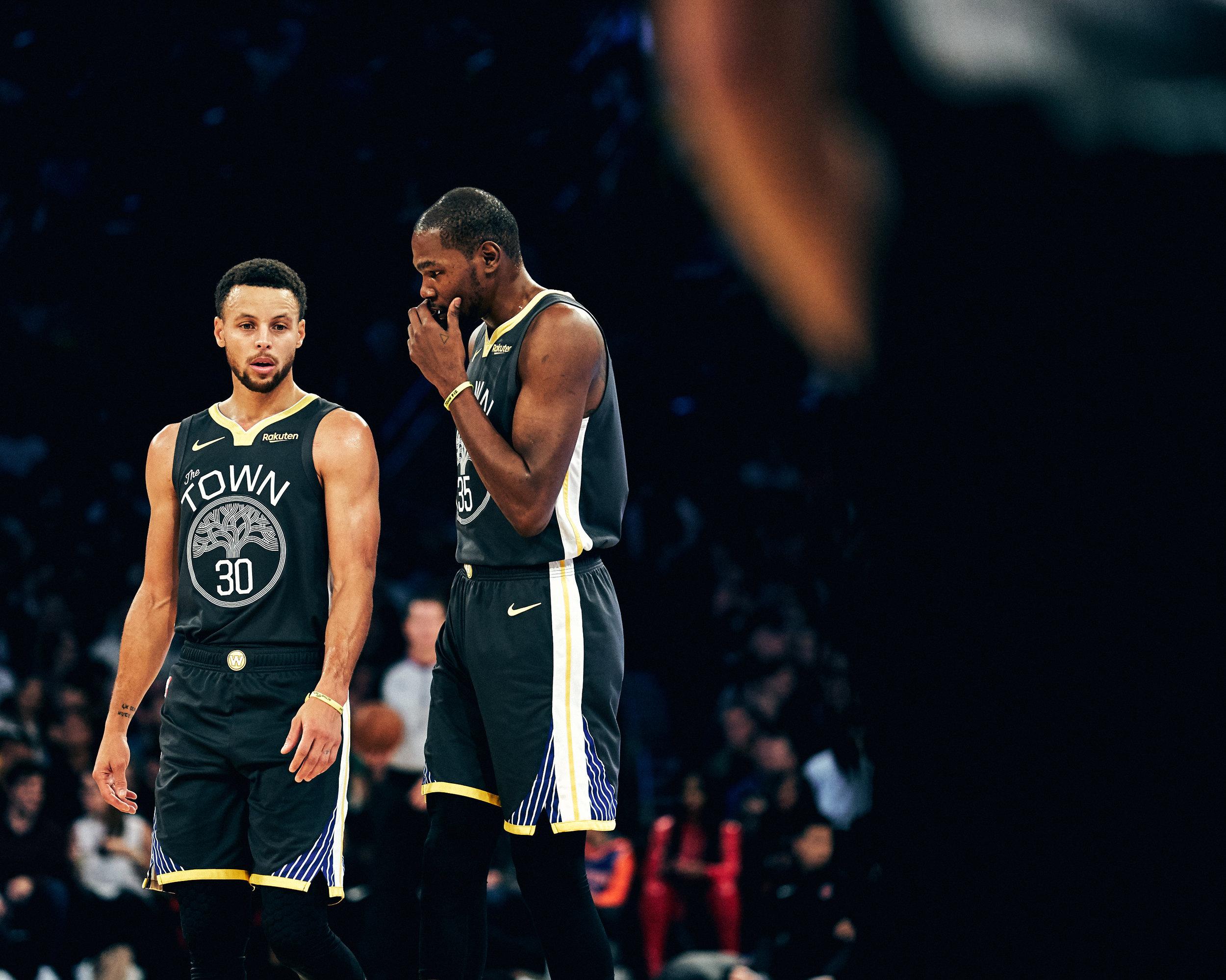 Golden State Warrors vs New York Knicks - October 26, 2018