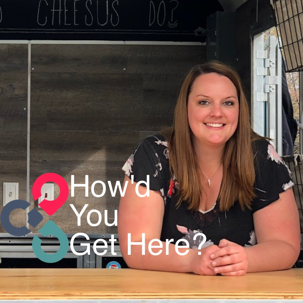 In this episode we get a glimpse into the life of a food truck entrepreneur. It's a great story of hard work, dedication and leaps of faith.