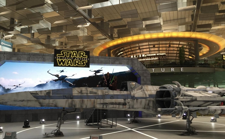 Learn Basic JavaScript Doing a Fun Star Wars Animation.