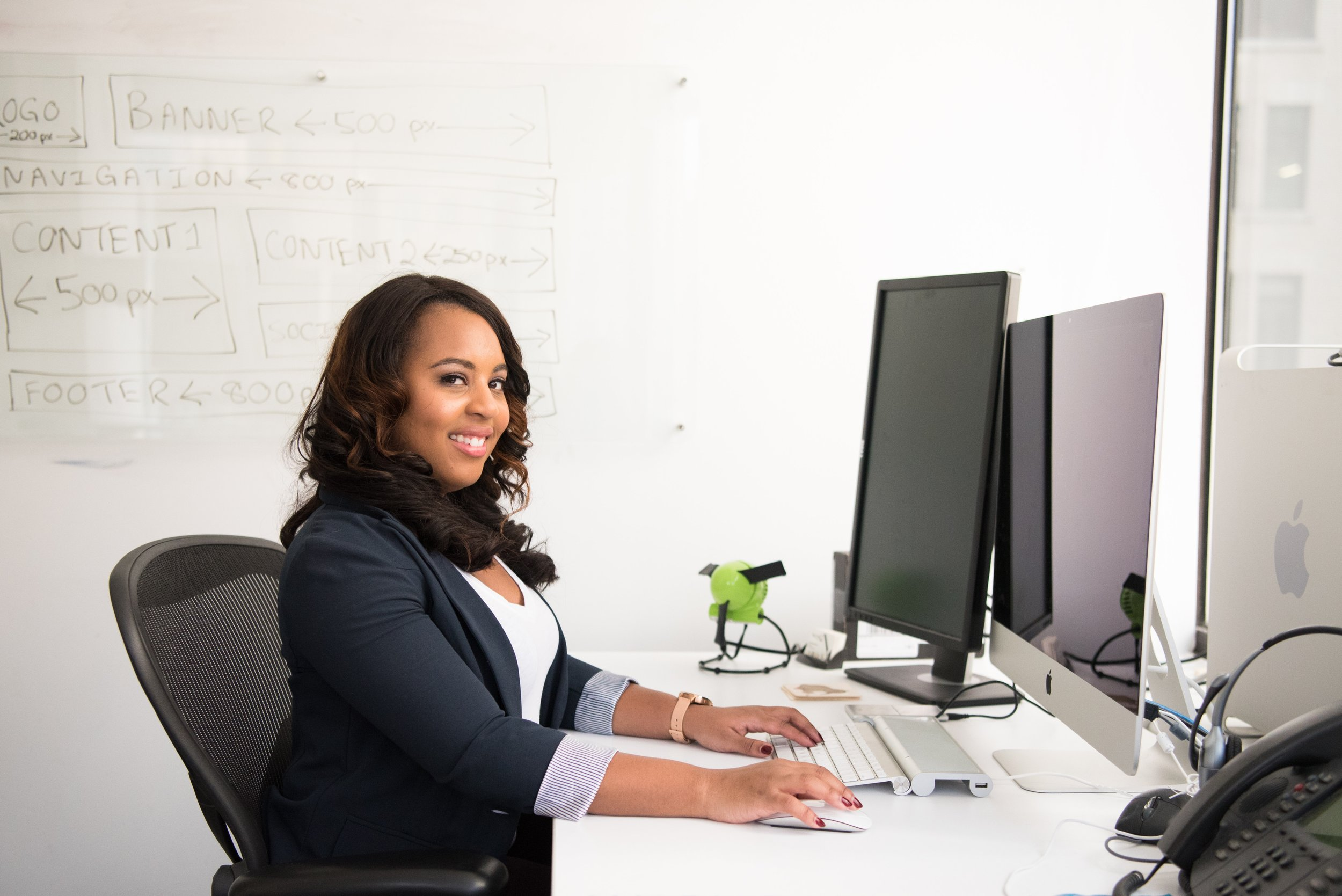 Females currently make up only 25% of the Computer Science Workforce. -