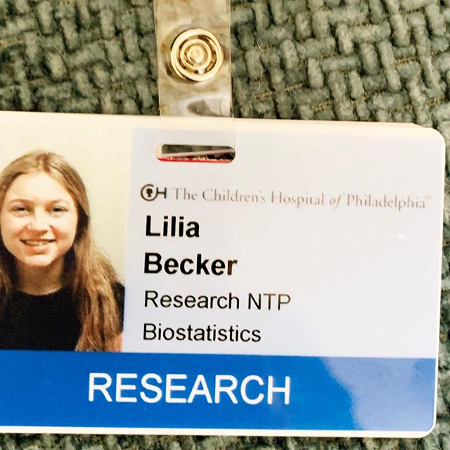 It's official, I'm a researcher!! I got my security clearance and am ready to start work next week! A dream come true!