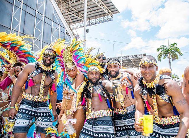 CARNIVAL  #trinidadcarnival2019 #trinidad #tribe #tribecarnival #tribecarnival2019