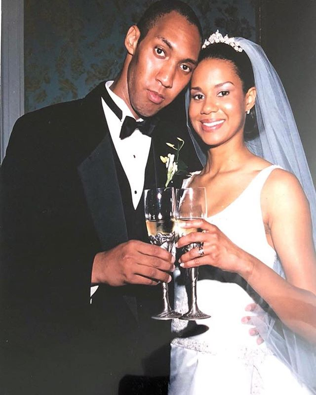 16 years down a lifetime to go... Happy Anniversary Kim.