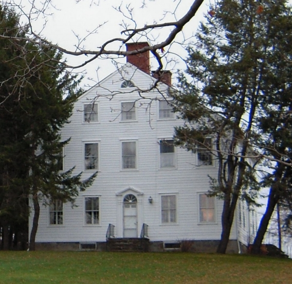 The Friend's home still stands today! photo courtesy of  waymarking.com