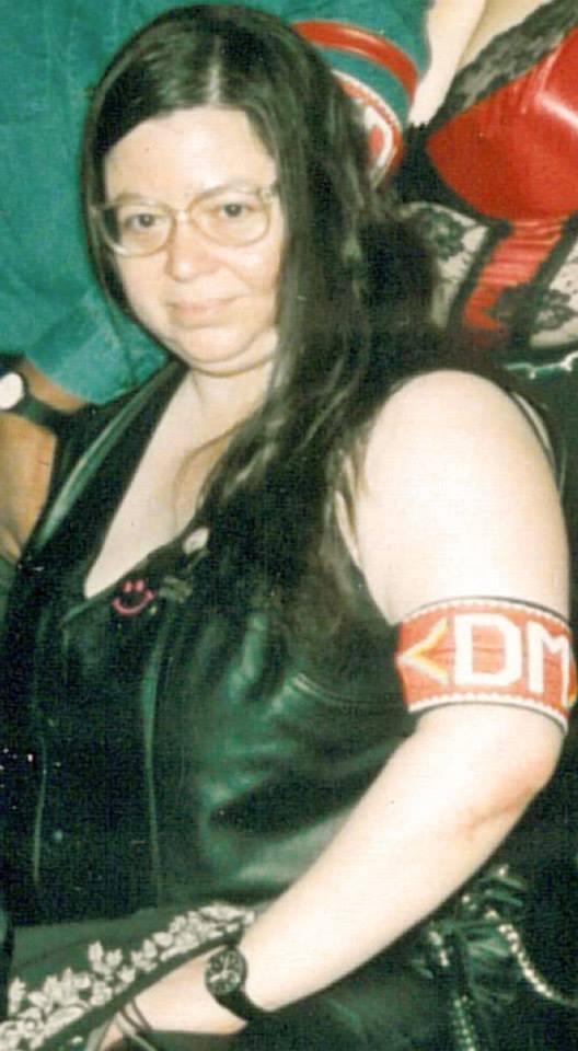 Brenda ca 1990.