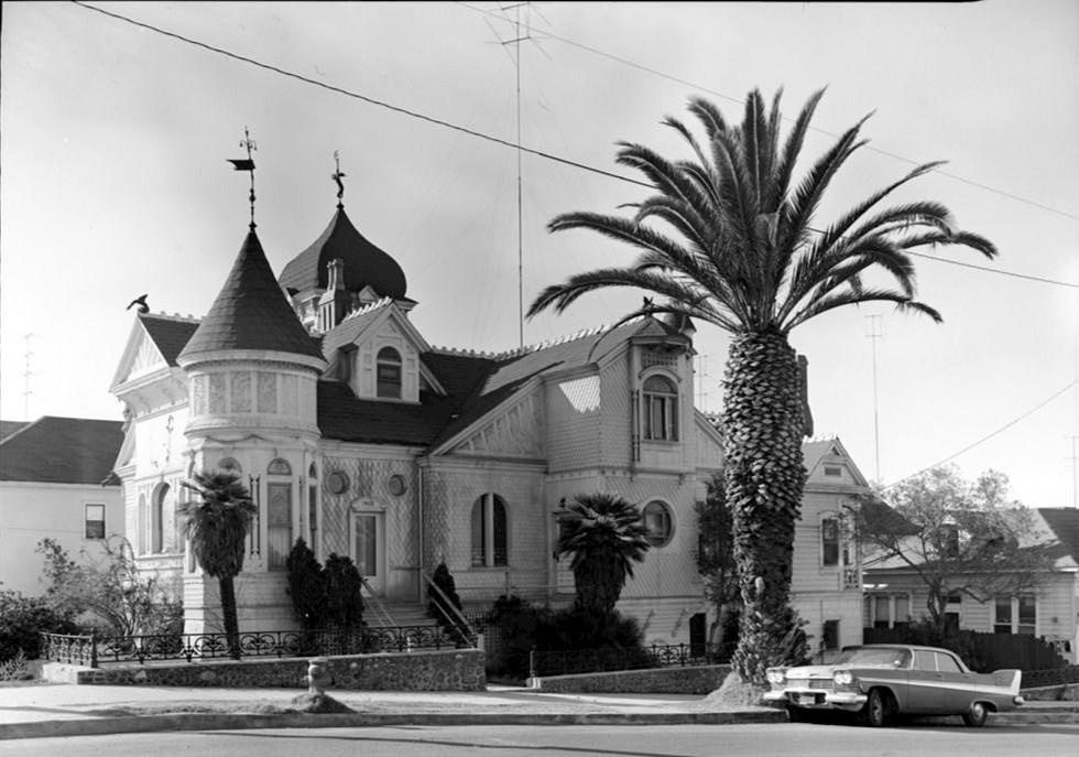 Villa Montezuma, Grierson's home in San Diego, CA.
