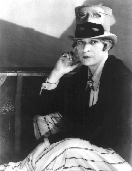 Janet flanner ca 1920.