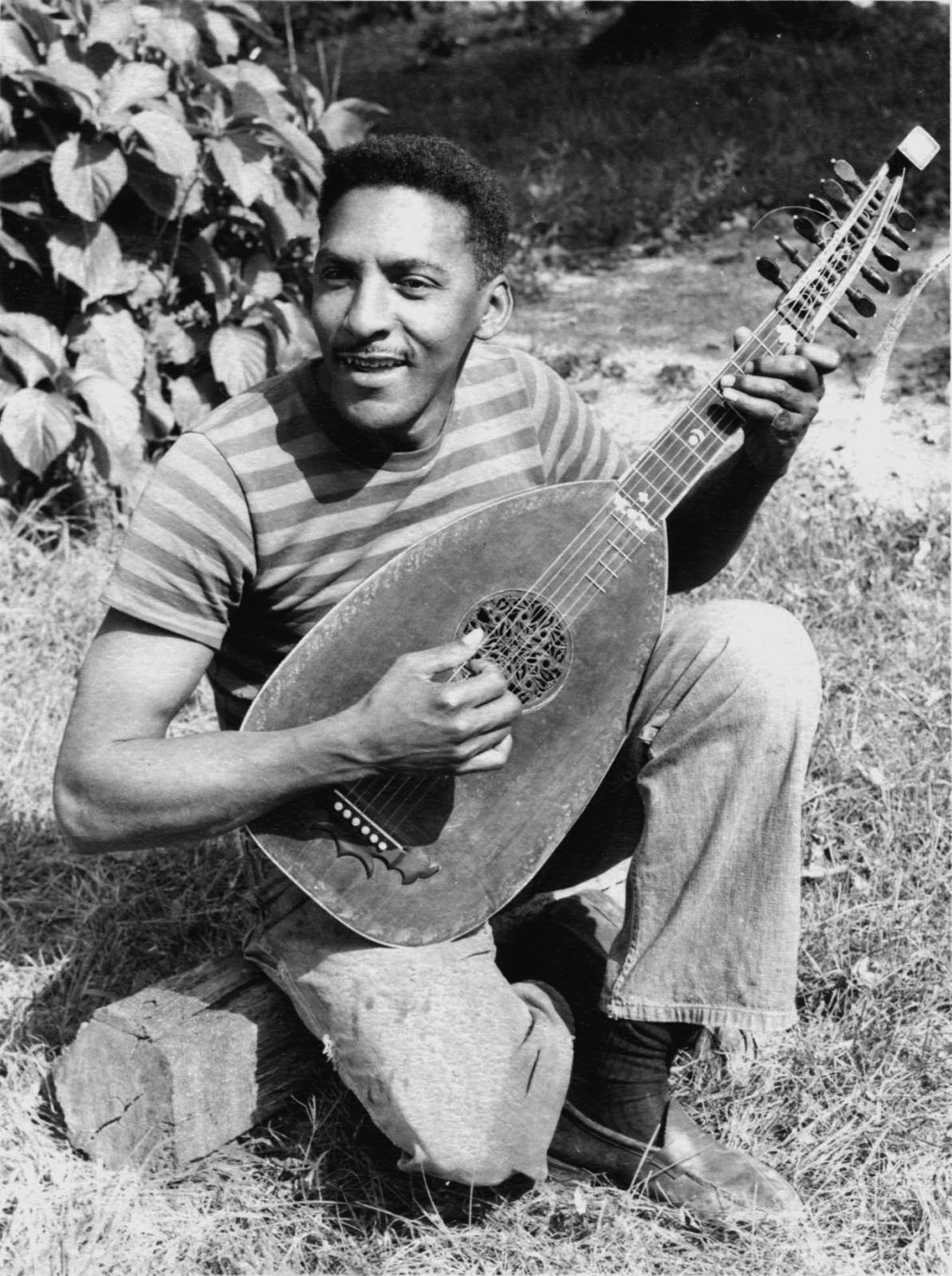 Rustin in the late 1940s. Photo courtesy of the Estate of Bayard Rustin.