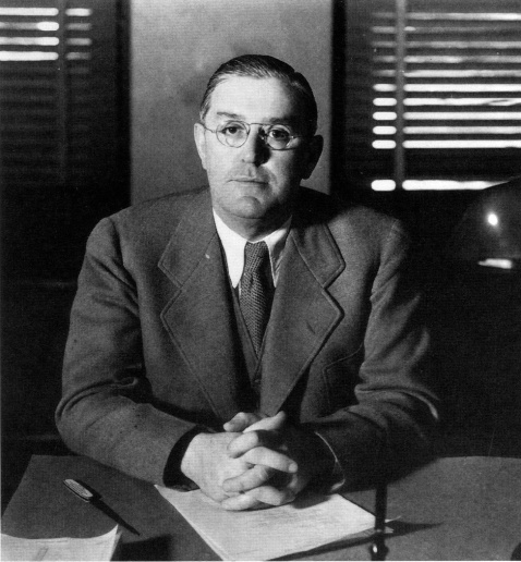 Joseph Breen, one of the founders and head of the PCA from 1934-1954.