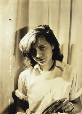 Highsmith at 21 (1942).